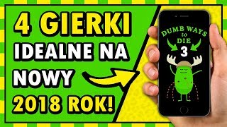 4 SUPER GRY na 2018 ROK! ★ (w tym NOWE Dumb Ways To Die 3!)