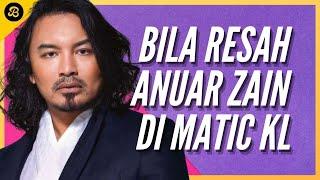 Bila Resah - Showcase ANUAR ZAIN @ MATIC