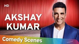 Akshay Kumar - Comedy Scenes - Best Bollywood Comedian - अक्षय कुमार की बॉलीवुड फिल्म की हिट कॉमेडी