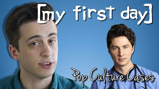 Scrubs - My First Day (Pop Culture Cases)