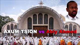Ethiopian Orthodox Church vs Prime Minister Abiy Ahmed about Axum Muslims