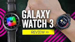 Samsung Galaxy Watch3 Review: Ticking (Most Of) The Right Boxes