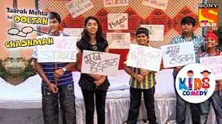 Tapu Sena On A Hunger Strike | Tapu Sena Special | Taarak Mehta Ka Ooltah Chashmah