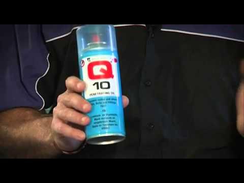 Q RANGE Q10 PENETRATING OIL Q20 OIL1
