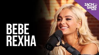 Bebe Rexha Talks Expectations, I'm A Mess & Florida Georgia Line