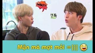 Mặn mà mợt mỏi 😂 =))) | BTS funny moments
