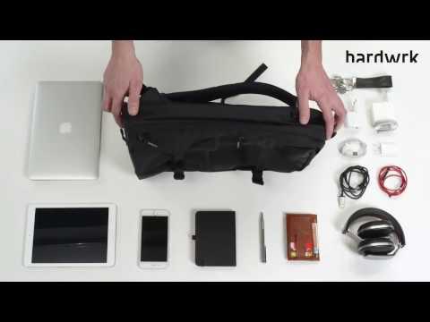 hardwrk Backpack Pro für MacBook
