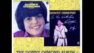 Donny Osmond - Why (view lyrics below)