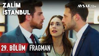 """Nedim ve Cenk kardeş olduğunu öğreniyor!  Zalim İstanbul 29. Bölüm Fragmanı Yayında!  Nedim, Agah dahil herkese savaş açıyor! Cemre, Cenk ve Nedim'in ardeş olduğunu öğreniyor! Bu yükü ne kadar taşıyabilecek? Cenk ve Nedim kardeş olduğunu öğrenince ne yapacak? Tüm cevaplar 3 Şubat Pazartesi akşamı Kanal D'de.   Yapımcılığını Avşar Film'in üstlendiği ZALİM İSTANBUL 29. Bölüm 3 Şubat Pazartesi akşamı Kanal D'de.   Zalim İstanbul 28. Bölümden en özel sahneleri izlemek için tıklayın; https://www.youtube.com/playlist?list=PLGq8JCkcsJKBuAD7gjWNyoIbtYb7hNJGX  Her bölümden diziye özel kamera arkası görüntüleri, röportajlar ve çok daha fazlası için ZALİM İSTANBUL YouTube kanalında.  HEMEN ABONE OLUN; https://www.youtube.com/zalimistanbul  Avşar Film YouTube kanalına abone olarak yüklenen tüm videolardan anında haberdar olabilirsiniz.  HEMEN ABONE OLUN; https://www.youtube.com/AvsarFilm  """"ZALİM İSTANBUL"""" birinci sezonun tüm bölümlerini izlemek için tıklayın; https://www.youtube.com/playlist?list=PLGq8JCkcsJKBqzr8yUwX6OPqJrSwopGO5  Oyuncular: Fikret Kuşkan (Agah Karaçay), Deniz Uğur (Seher Yılmaz), Mine Tugay (Şeniz Karaçay), Ozan Dolunay (Cenk Karaçay), Simay Barlas (Damla Karaçay), Berker Güven (Nedim Karaçay), Bahar Şahin (Ceren Yılmaz), Sera Kutlubey (Cemre Yılmaz), İdris Nebi Taşkan (Civan Yılmaz), Ayşen Sezerel (Neriman), Gamze Demirbilek (Nurten)  Yapımcı: Şükrü Avşar Yönetmen: Gökçen Usta Öykü: Sırma Yanık Senaryo: Aysun Erdoğan - Seda Çakır Avunduk Görüntü Yönetmeni: Oktay Başpınar Sanat Yönetmeni: Canan Özkan  Resmi Sosyal Medya Hesapları: https://www.instagram.com/zalimistdizi https://www.facebook.com/zalimistdizi  https://www.twitter.com/zalimistdizi  #zalimistanbul #fragman #dizi #avşarfilm #kanald"""