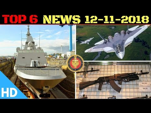 Indian Defence Updates : 15 Su-57 by 2019,Tejas ALRS Trials,1st P-17A Frigate by 2023,AK-103 Deal