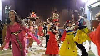 Animación infantil en el Carnaval de la Torre del Español