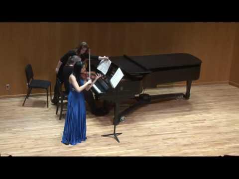Debussy - Sonata for Violin & Piano - II. Intermède: Fantasque et léger