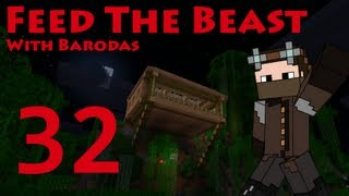 Feed The Beast - Part 32 - Ore Pulverising 1