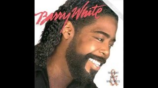 BARRY WHITE-what am i gonna do with you