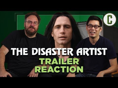 The Disaster Artist Trailer Reaction & Review
