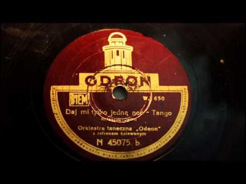 Daj mi tylko jedną noc tango- Wili Wiliński & H. Gold !
