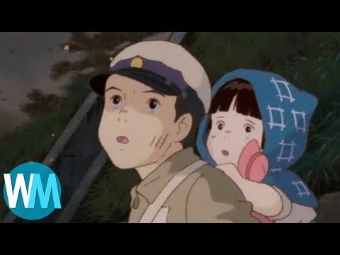 Top 10 Saddest Anime