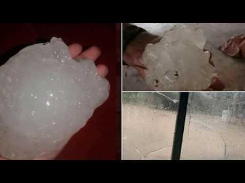 End Time Events Unfolding: Locust Swarm Hits Iran, Sandstorm In Egypt, Huge Hail Pounds Mexico