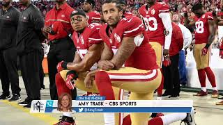 CBS Sports' Amy Trask: Kaepernick Workout a PR Mistake for NFL | The Rich Eisen Show | 11/14/19