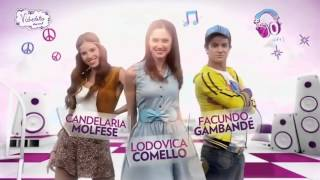 Violetta 3 English: Theme Song