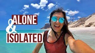 Living ALONE on Yemen's Remote Socotra Island