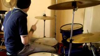 Feeder - Slowburn Drum Cover
