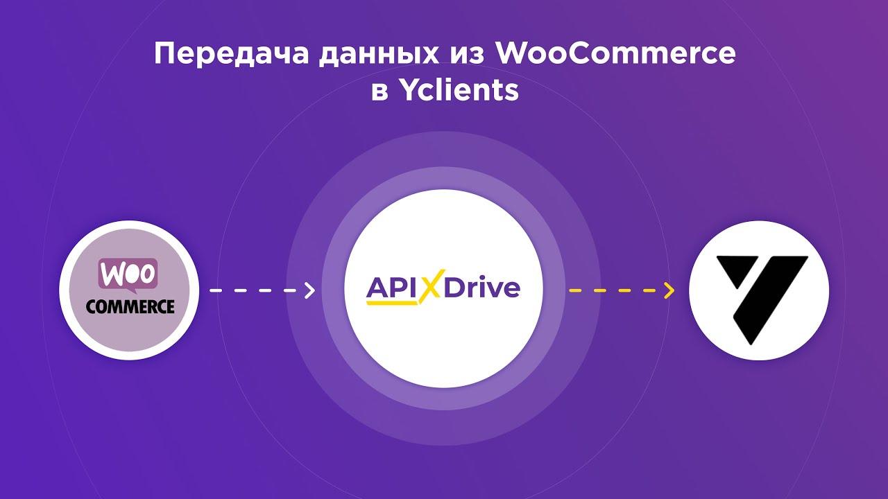Как настроить выгрузку данных из WooCommerce в Yclients?