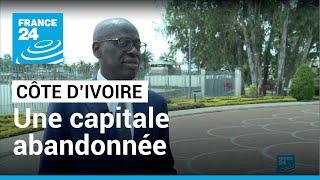 Yamoussoukro, capitale abandonnée de la Côte d