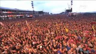 Beatsteaks - Hand in Hand (HQ) LIVE @ Rock am Ring 2011