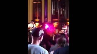 "The Dodos ""Black Night"" First Methodist Church, SXSW 2011"