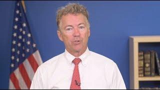 Sen. Rand Paul Discusses Progress on Legalizing Industrial Hemp