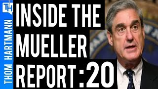 Mueller Investigation Report, Part 20 : Trump Moscow Project