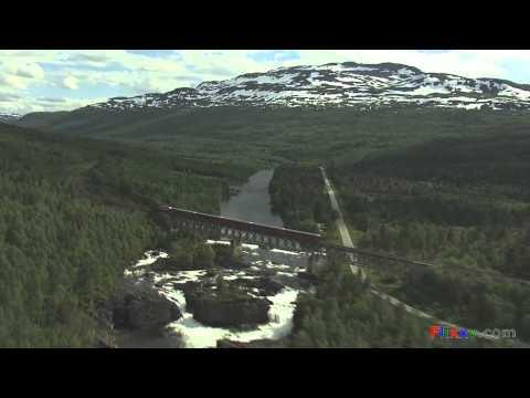 מסע חוצה זמנים בנופי נורווגיה