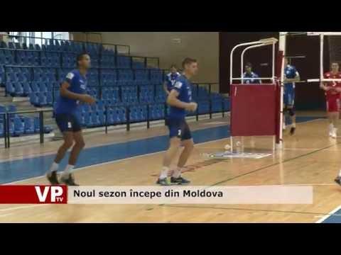 Noul sezon începe din Moldova