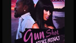 DJ SJ Remix_ Gun Shot feat Nicki Minaj_ Beenie Man [New]