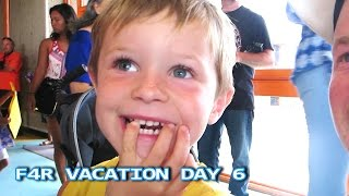 FIRST FLIGHT - OUTER BANKS NORTH CAROLINA! Vacation Day 6