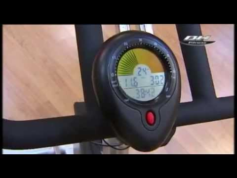 Video Demonstration of the BH Fitness SB3 Magnetic Indoor Cycle