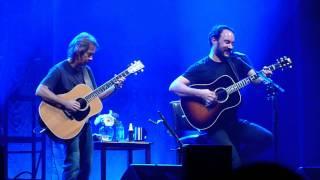 """HD VERSION """" Alligator Pie """" Dave Matthews, Tim Reynolds, McCaw Hall, Dec 7 2010"""