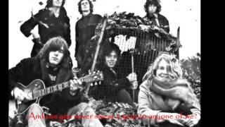 FAIRPORT CONVENTION - Farewell, Farewell (lyrics on screen, 1969)