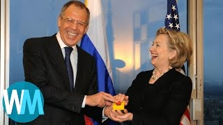 Top 10 Most Embarrassing Diplomatic Blunders