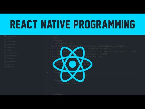 Learn Mobile Programming With React Native - Intro