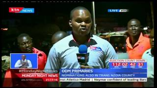 ODM party primaries set to be conducted in Voi Taita Taveta County on Tuesday
