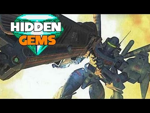 PS1 Hidden Gem: Omega Boost (Review) - смотреть онлайн на