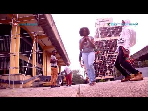 Chris Brown in Ojuelegba Lagos