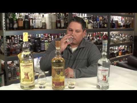 Review – Cazadores Tequilas (Blanco, Reposado & Añejo)