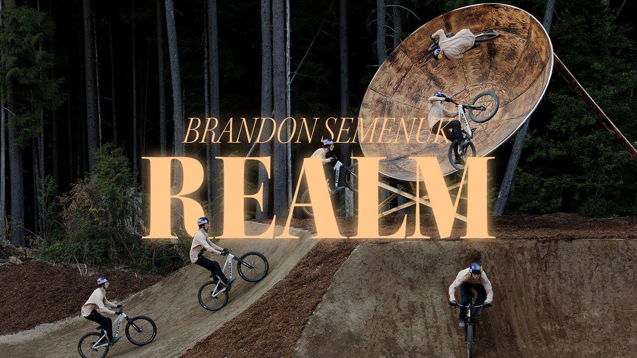 Brandon Semenuk è tornato