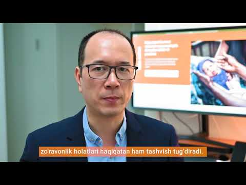 World Population Day 2020 - Message of the UNFPA Representative in Uzbekistan