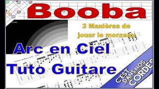 Tuto Guitare : Booba Arc En Ciel