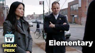 """Sneak peek 1 6.19 """"Elementary"""" - CBS"""