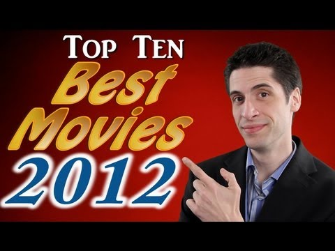 Top 10 Best Movies 2012